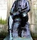 Yvonne Serruys  - Emile Claus Monument