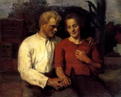 Albert van Dyck  1902 - 1951
