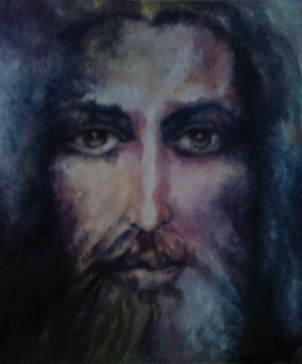 the face of Jesus - copy2 from Turyne