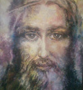 the face of Jesus - copy from Turyne