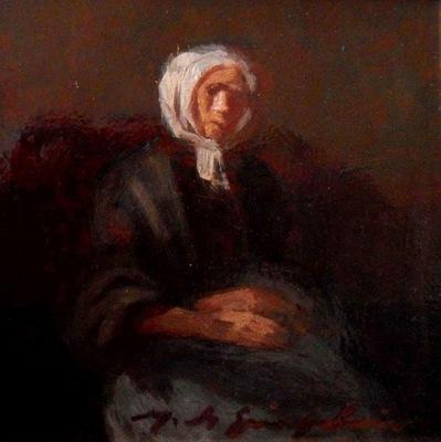 Marthe De Spiegeleir  1897 - 1991