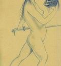 Paul Gosselin - Salome - Symbolism