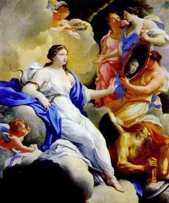 Simon Vouet  1590 - 1649