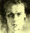 Roger Decraene - Self portrait