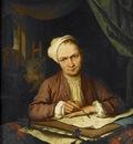 Christian Wilhelm Ernst Dietrich - Self portrait
