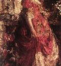 Antonio Mancini  1852 - 1930