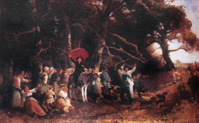Giuseppe Palizzi  1812 - 1888