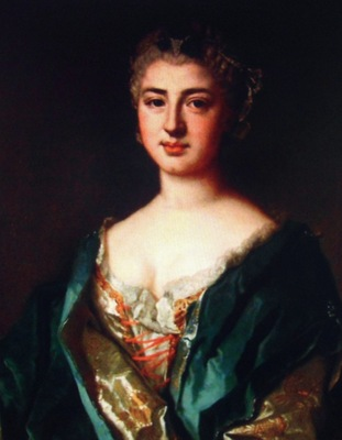 Nicolas de Langillière  1659 - 1746