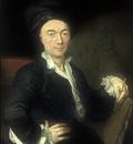 Jean-Baptiste Pater - Self portrait