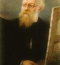 Artist Joseph Coosemans  1828 - 1904