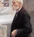 Artist Louis Pion  1851 - 1934