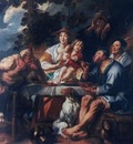 Jacob Jordaens  1593 - 1678