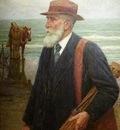 Edgar Farasyn  -  Self portrait