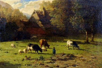 Louis Robbe  1806 - 1887