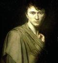 Abel De Pujol  Self portrait