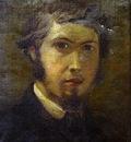 Octave De Riviere  -  Self portrait