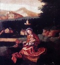 Madonna of the River
