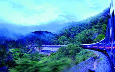Luxury Deccan Odyssey Train