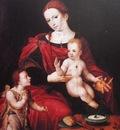 Unknown Flemish - 16th century