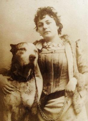 Artist Louise De Hem 1866 - 1922