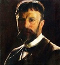 André Crochepierre - Self portrait