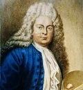 Benedetto Luti  - Self portrait