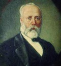 Jean-Marie Oscar Gue  - Self portrait