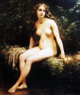 Auguste-Jean-Baptiste Paquier-Sarrasin  1847 - 1909