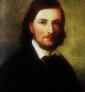 Jacobus Johannes Bucksath - Self portrait