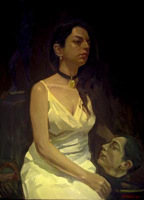 Alejandro Cabeza - Salomé Guadalupe Ingelmo