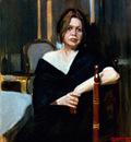 Alejandro Cabeza - Portrait in room