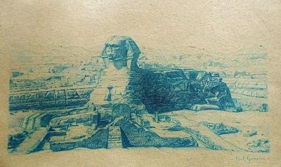 Paul Gosselin - The Sphinx