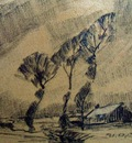 August van de Casteele  1889 - 1969