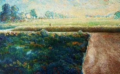 Paul Gosselin - Pointillism