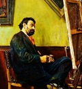 Henri De Smeth - Self portrait