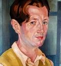 Albert Glotz - Self portrait