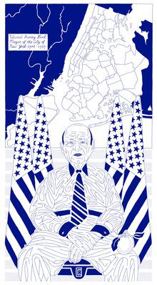 Koch – Mayor of the City of New York