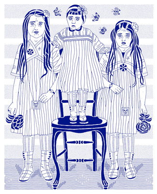"""""""Daughters of the Dust"""", also called """"The Undertaker's Pale Children"""""""