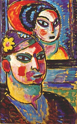 jawlensky he and she