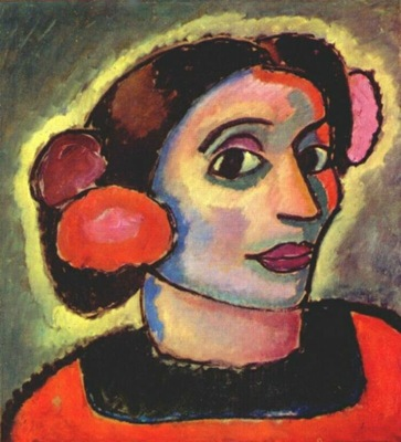jawlensky spanish woman