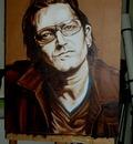 Bono, by Geert Coucke