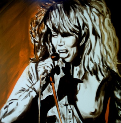 Tina Turner by Geert Coucke