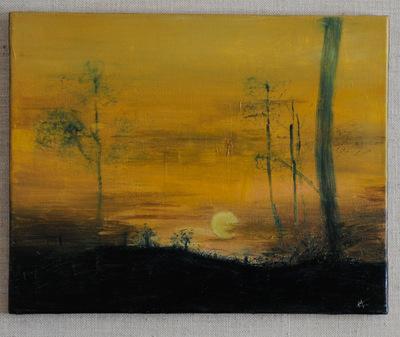 zonsondergang India 2