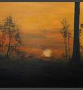 zonsondergang India 1