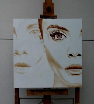 Cara Delevingne by Fleur Coucke (15y)