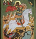 icon of Saint George
