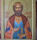 icon of Saint Yaroslav the Wise