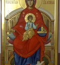 "Icon of the Mother of God ""Reigning"""