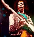 Jimi Hendrix by Geert Coucke