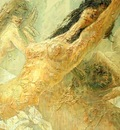 3-GRACES de Leonard PERVIZI.140X220CM.HUILE SUR TOILE.COLLECTION E&D.N.LEVERKUSEN DEUTSCHLAND